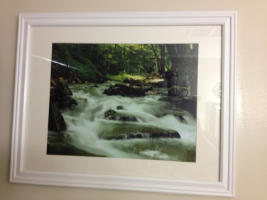 Framed Creek